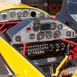 Extra 300 mid wing instrument panel