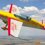 Extra300 mid wing